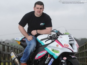 Michael Dunlop and his balls of steel